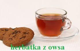 herbatka z owsa