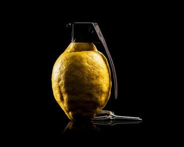 cytryna granat