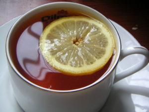 herbata z cytryna