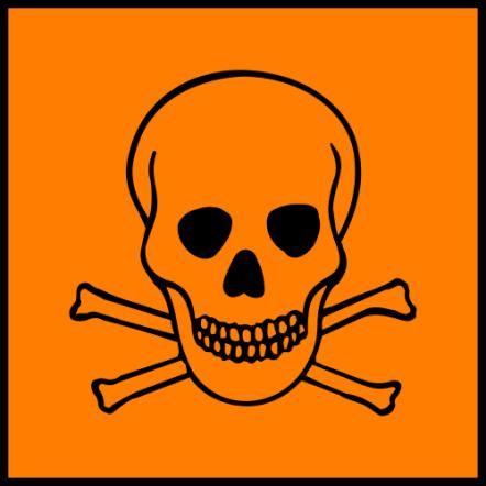 czaszka azotyn sodu
