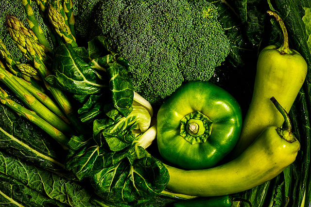 zielone ważywa