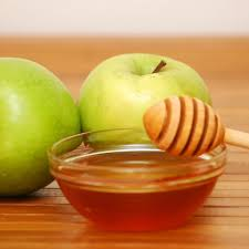 miód i jabłka