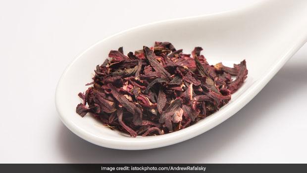 listki czerwonej herbaty