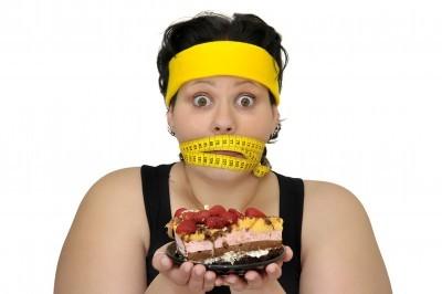 nadmierne objadanie