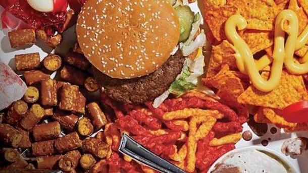 żywność przetworzona
