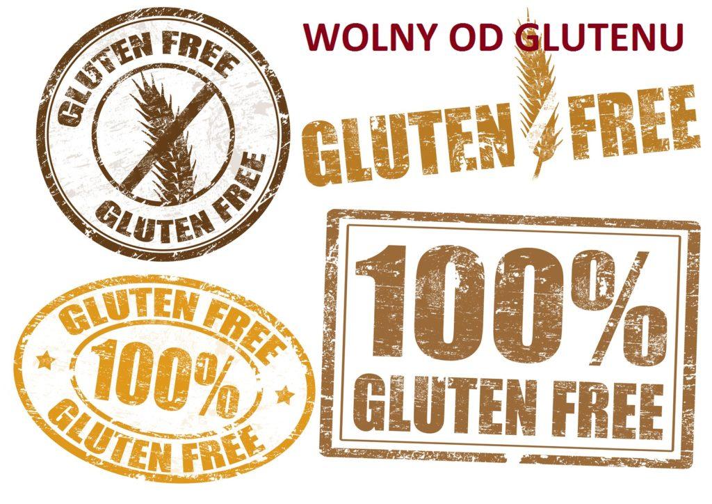 oznaczenie produktu Wolny od glutenu