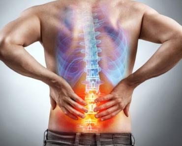 kłopoty z kręgosłupem