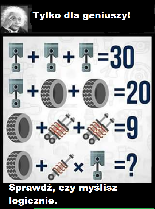 zagadka logiczna